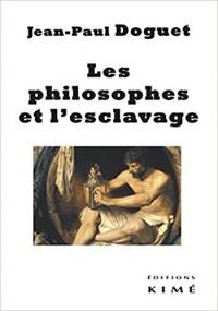 Les philosophes et l'esclavage