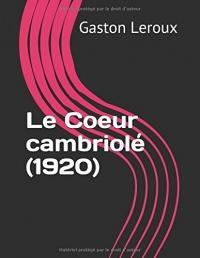 Le Coeur cambriolé (1920)