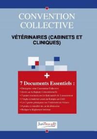 3282. Vétérinaires (cabinets et cliniques) Convention collective