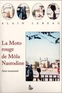 La moto rouge de Môla Nasrodine
