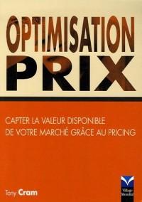 Optimisation prix