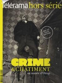 Télérama hors-série : Crime et châtiment auè musée d'Orsay