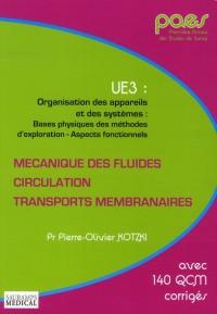 Mécanique Circulation Transpors Membranaires Paes