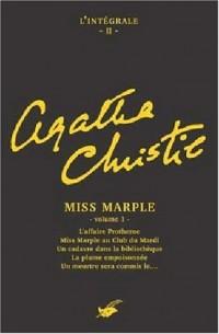 Miss Marple - Volume 1 (intégrale t.2)