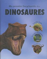 Premiere Encyclopédie des Dinosaures (Ma)