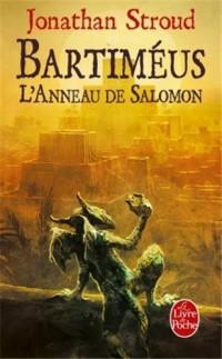 Bartiméus - L'Anneau de Salomon