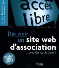Réussir un site web d'association... : Avec des outils libres !