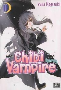 Chibi Vampire Karin, Tome 11