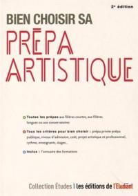 Bien choisir sa prépa artistique 2e édition
