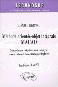 La méthode orientée-objet intégrale MACAO : Génie logiciel