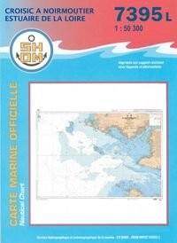 Carte marine : Du Croisic à Noirmoutier
