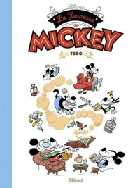 Disney / Glénat - La Jeunesse de Mickey