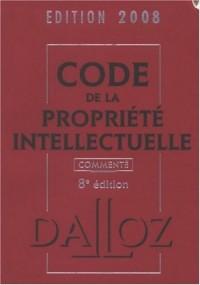 Code de la propriété intellectuelle commenté