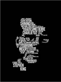 Le guide Stephen King