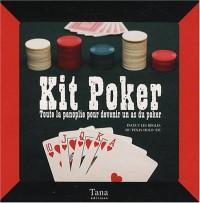 Kit Poker : Toute la panoplie pour devenir un as du poker