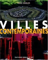 Villes contemporaines