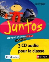 Juntos 1e Annee 3cd Classe 2013