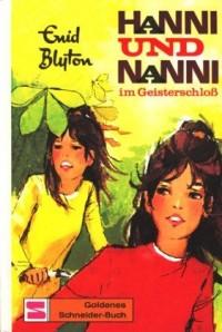 Hanni und Nanni im Geisterschloss - Band 6