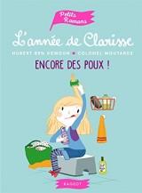 L'année de Clarisse - Encore des poux ! [Poche]