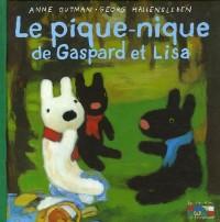 Les catastrophes de Gaspard et Lisa, Tome 21 : Le pique-nique de Gaspard et Lisa