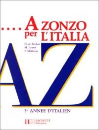 A zonzo per l'Italia