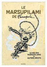 Marsupilami, Tome 19 : Version originale : Marsupilami de Franquin