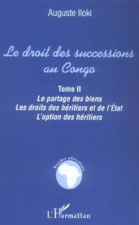 Droit des Successions au Congo T2