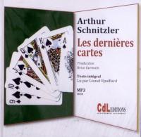 Les dernières cartes (1CD audio MP3)