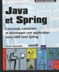Java et Spring