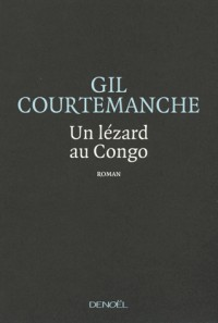 Un lézard au Congo