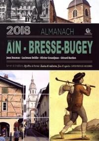 Almanach de l'Ain-Bresse-Bugey 2018