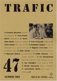 Trafic, numéro 47