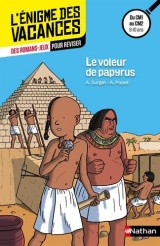 Le voleur de papyrus
