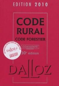 Code Rural : Code Forestier