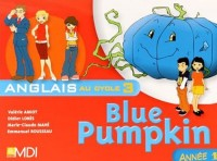 Mallette Blue Pumpkin Anglais Cycle 3