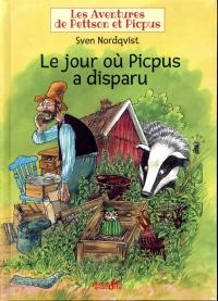 Les aventures de Pettson et Picpus - Le jour où Pipus a disparu