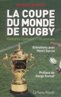 La coupe du monde de rugby : Histoires connues et inconnues
