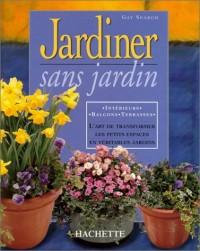 Jardiner sans jardin