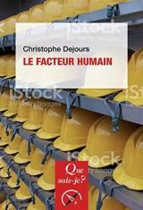 Le facteur humain [Poche]