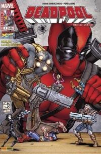 Deadpool h s 3 deadpool vs x-force