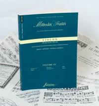 Méthodes & Traités Violon Volume 4 : Allemagne-Autriche 1600-1800