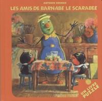 Les amis de Barnabé le scarabée : Un livre puzzle