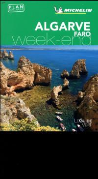 Guide Vert Week-End Algarve Michelin