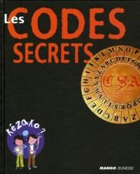 Les codes secrets