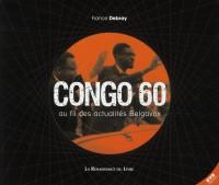 Congo 60 au fil des actualités Belgavox (inclus 1 DVD)