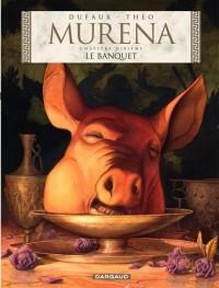 Murena - tome 10 - Le Banquet