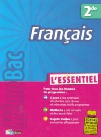 Français 2e : L'essentiel