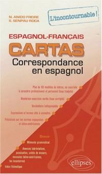 Cartas : Correspondance en espagnol, l'incontournable ! espagnol-français