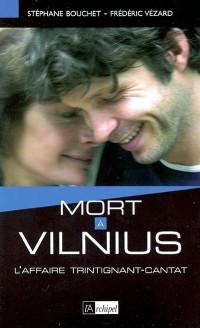 Mort à Vilnius