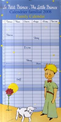 2008 Calendrier Familial le Petit Prince